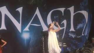 Avalon - Oonagh Live in Hemer Open Air 31.08.14