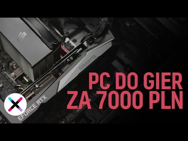 WYDAJNY PC DO GIER ZA 7000 ZŁ! 🔥 | Test konfiguracji i5-11400 i RTX3070 od @TechLipton