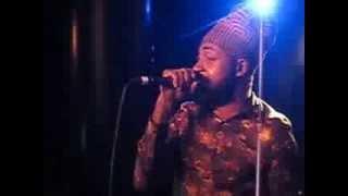 Lutan Fyah-Bossman Live PA@Nalen Klubb 2013-11-05
