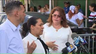 Justice for Junior: Mother of slain 15-year-old Bronx boy speaks out before wake