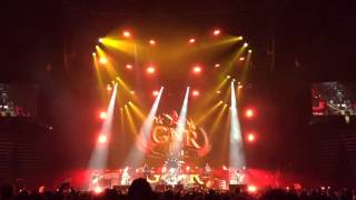 Guns N' Roses - Chinese Democracy (Live) - T Mobile Arena 4/8/16