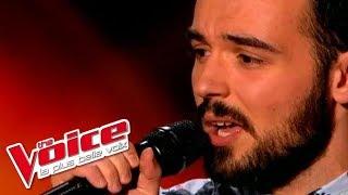 The Voice 2015│Benjamin - Paris Seychelles (Julien Doré)│Blind Audition