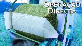 operação directa - serviço rolos de erva