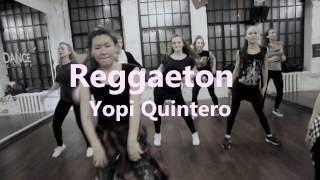 CHANTAJE - Shakira ft Maluma (choreography - Yopi Quintero)