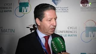 Les Matinales de la fiscalité : Déclaration de Mohamed Yassine Daoudi