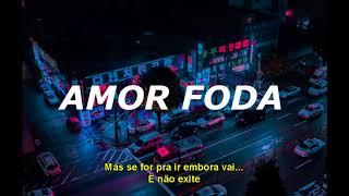 Saint Lukka - AMOR FODA (Official Music)