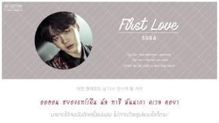 [Thai Sub] BTS (방탄소년단) SUGA - First Love