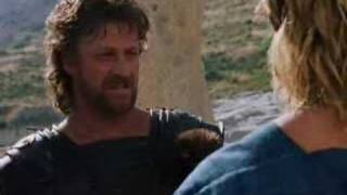 Troy Movie - Achilles, Patroclus & Odysseus - 2 Parts