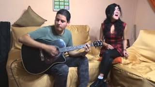 Evanescence - Going Under [Acoustic version] (cover Jhasmin Torres y Daniel Mariscal) 24-02-2015