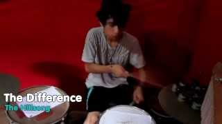 the difference - hillsong (drums cover) ^^)
