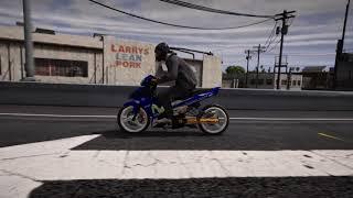 GTA V 3#Yamaha Y15ZR