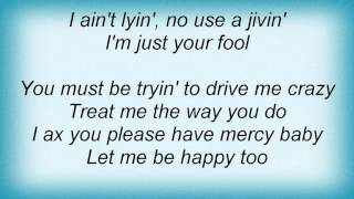 Little Walter - Just Your Fool Lyrics