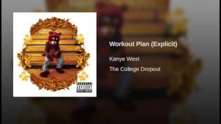 Workout Plan (Explicit)