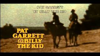 "Pat Garrett & Billy the Kid - ""Billy"", de Bob Dylan"