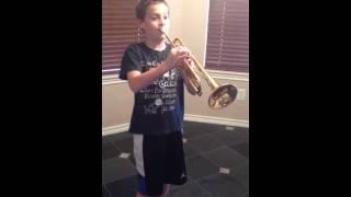 Javin on Trumpet