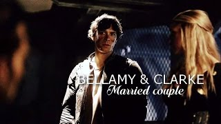 Bellamy & Clarke - Married Couple