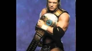 WWF Triple-H Rare Theme Higter Brain Pattern V1