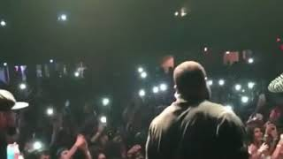 The whole crowd know the lyrics to XXX Tentacions hit song 'Sad' in Performance