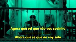 se cuidas de mim -Tiago Bettencourt & Mantha com letra español- portugues lyrics