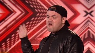 The X Factor UK 2016 Week 2 Auditions Ryan Wilkins Full Clip S13E04