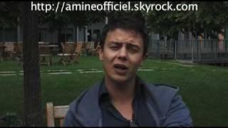 Amine message pour skyblog merci