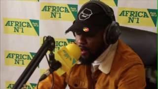 Hiro - Africa Club : Aveuglé (live)