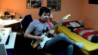 Bruce Springsteen - American Skin (41 Shots) solo guitar cover