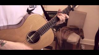 Ben Barlow (Neck Deep)- Again I Go Unnoticed (Dashboard Confessional Cover). SafeHouse.