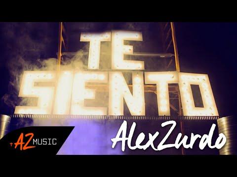 Te Siento de Alex Zurdo Letra y Video