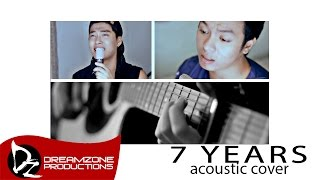 7 Years (Acoustic Cover) - Sam Mangubat & Jun Sisa
