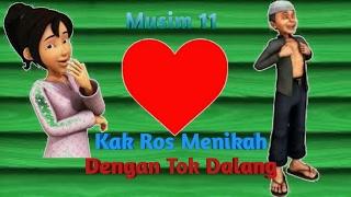 Heboh!!!! Kak Ros Menikah Dengan Tok Dalang!!!Dan Kak Ros Sudah Hamil 9 Bulan width=