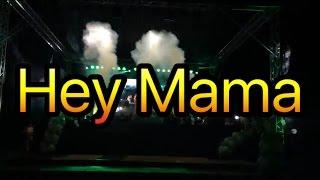 Hey mama by Nicki Minaj | DiP live at LSA 2015