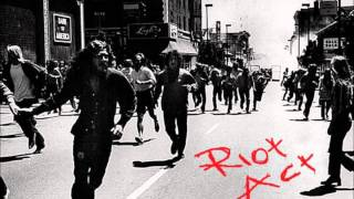 Riot Act - Live Hard, Die Young