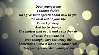 MercyMe - Dear Younger Me (Lyrics)