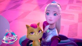 Pupcorn potřebuje létat   Star Light Adventure   Barbie