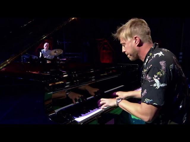 Video en directo de Tingvall Trio  en JazzBaltica.
