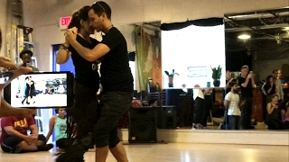 David Campos & Guida Rei - Kizomba in Minneapolis, MN ( Puto Portuges & Lil Saint - Fala so)