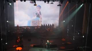Gorillaz - Sleeping Powder (Live @ Brixton Academy, London, 2017)