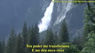 Milton Cardoso - Jesus Te amarei (LYRIC)
