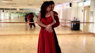 NTU Dancesport Academy - Lady in Red (unofficial video)