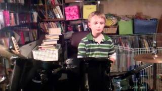 SPECIAL VIDEO! Joey B's Drum Cover of Puppet (Live) by Thousand Foot Krutch