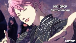 Nightcore - MIC DROP (Steve Aoki Remix)