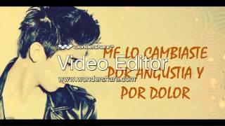Olvidarte - Daniel Lazo (Letra) (Video Liryc) New 2015