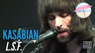 Kasabian - L.S.F. (Live at the Edge)