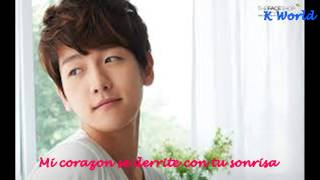 BAEKHYUN (백현) [EXO] - 두근거려 (Beautiful) [SUB ESPAÑOL/ ESP SUB] HD (Full Audio) [EXO Next Door OST]