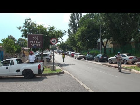 Short visit of Johannesburg and Soweto  (South Africa)