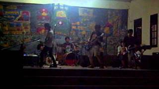 Night Symphony - cek sound (live aula bulu tangkis gama pamulang).AVI