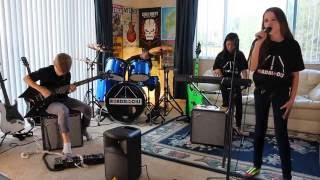 Light Em Up by Fall Out Boy - live band cover