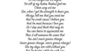 Ashanti - Foolish Lyrics