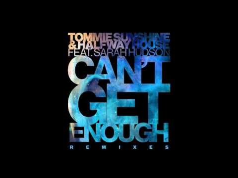 Tommie Sunshine & Halfway House - Can't Get Enough feat. Sarah Hudson (Pegboard Nerds Remix)